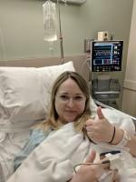 Day 12 (Round 1 of IVF): Egg RetrievalDay